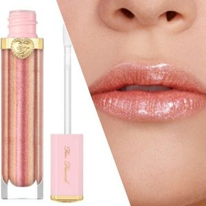 Too Faced Rich & Dazzling Lip Gloss Sunset Crush